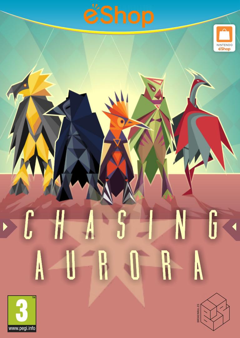 Chasing Aurora Array coverHQ2 (WCAP)