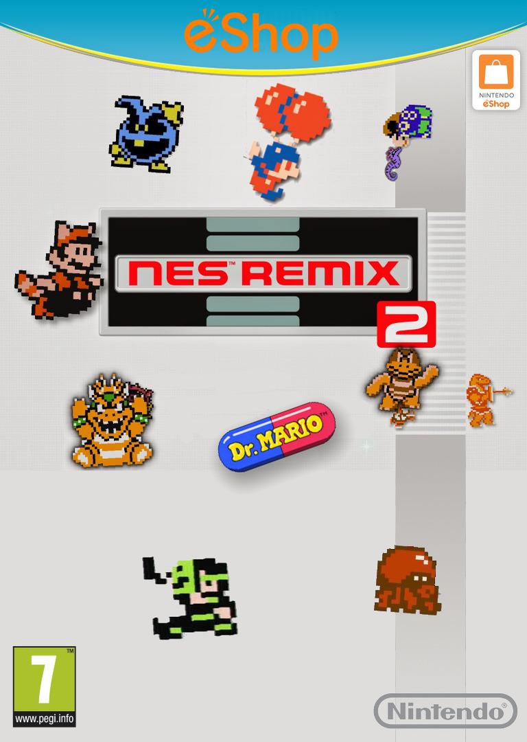 NES Remix 2 WiiU coverHQ2 (WF2P)