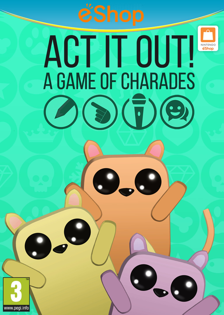 ACT IT OUT! A Game of Charades Array coverHQ2 (WGQP)