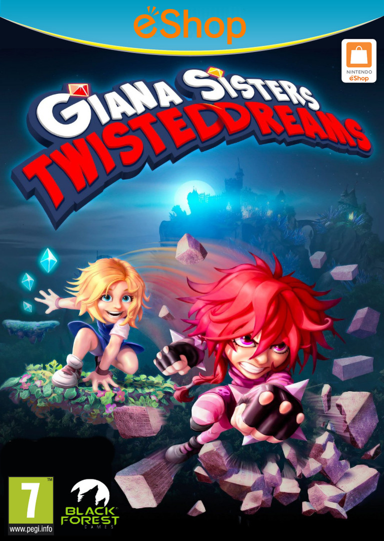 Giana Sisters: Twisted Dreams Array coverHQ2 (WGSP)