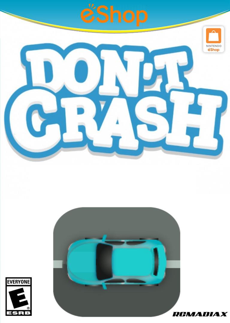 Don't Crash WiiU coverHQ2 (AC5E)