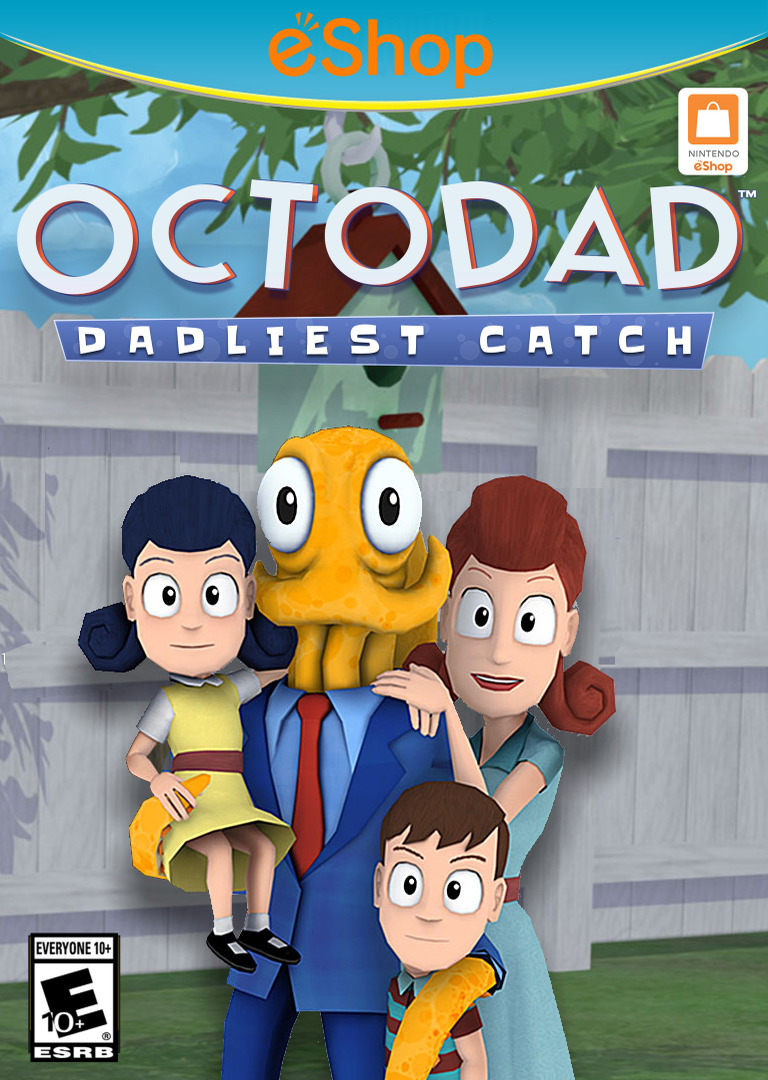 Octodad: Dadliest Catch WiiU coverHQ2 (AD5E)