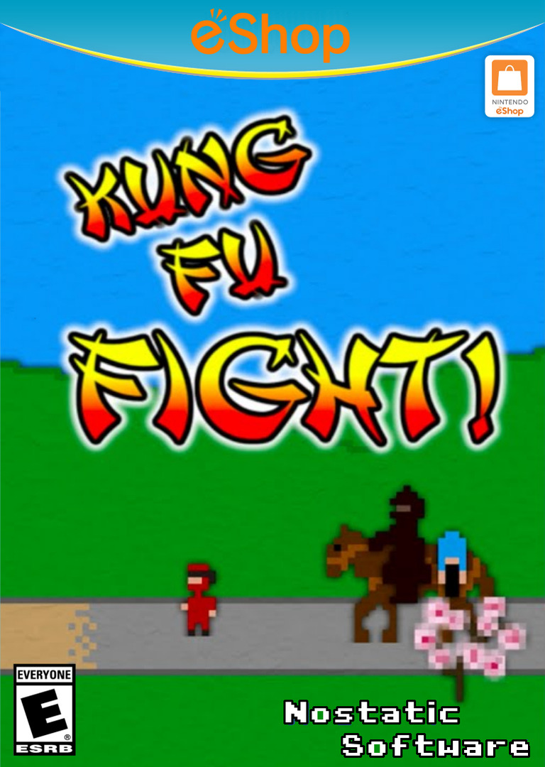 Kung Fu FIGHT! WiiU coverHQ2 (AK2E)