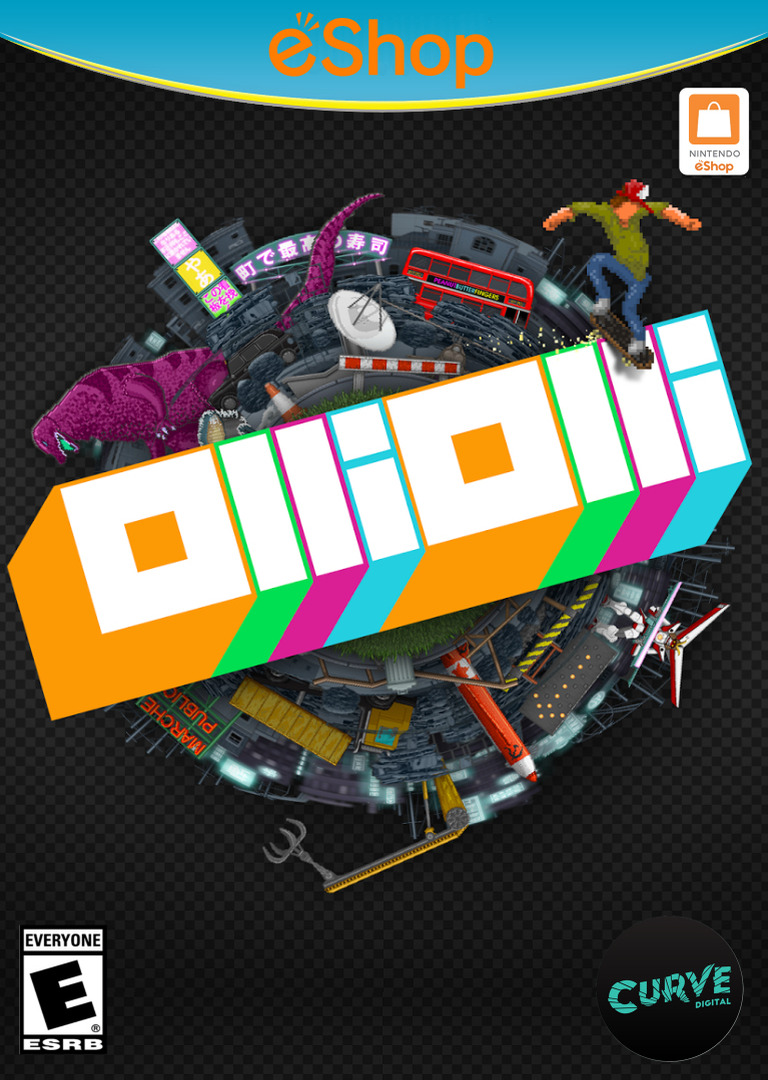 OlliOlli WiiU coverHQ2 (ALLE)