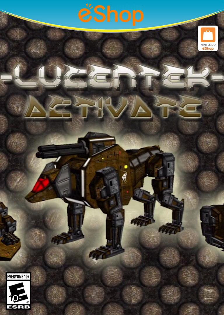 Lucentek - Activate WiiU coverHQ2 (ALUE)
