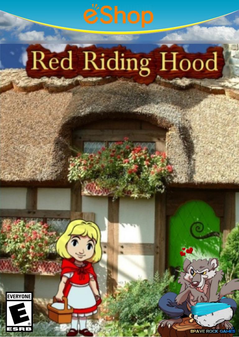 Red Riding Hood WiiU coverHQ2 (ARHE)