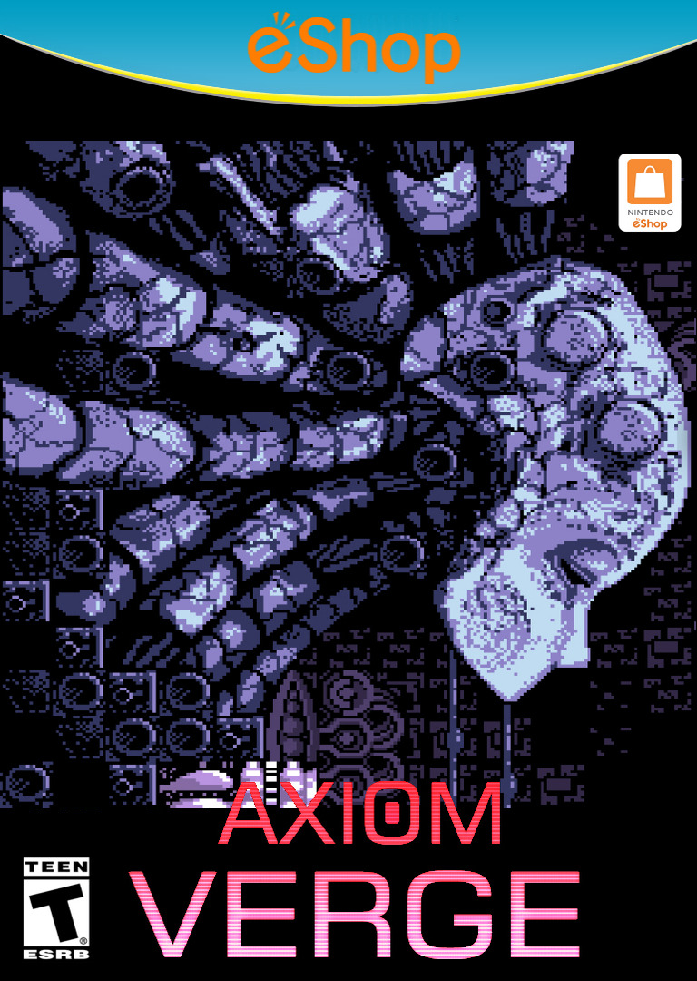 Axiom Verge WiiU coverHQ2 (AVEE)