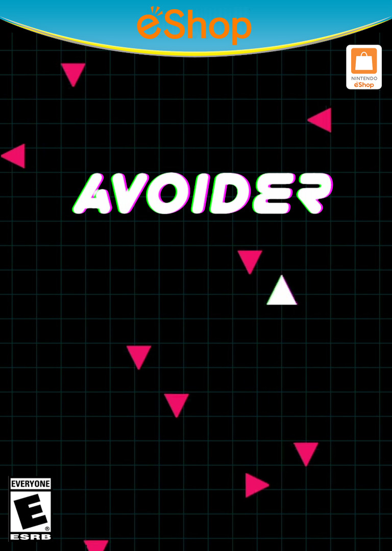 AVOIDER WiiU coverHQ2 (AVRE)