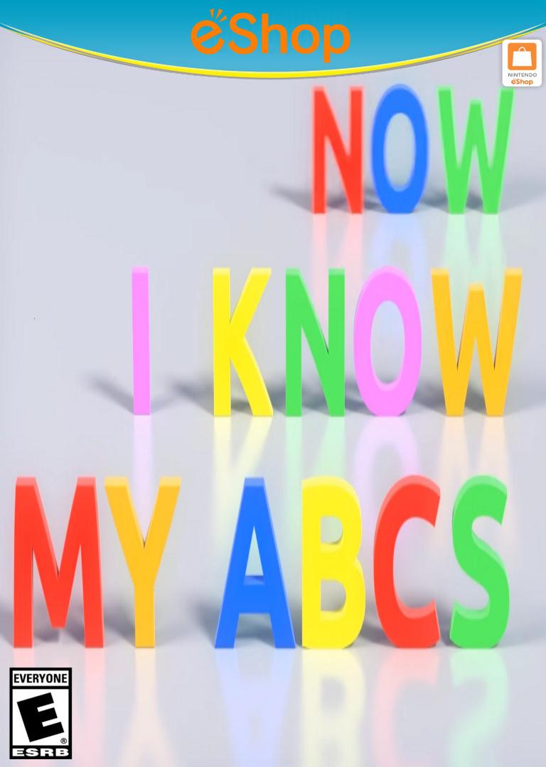 Now I know my ABCs WiiU coverHQ2 (BC7E)