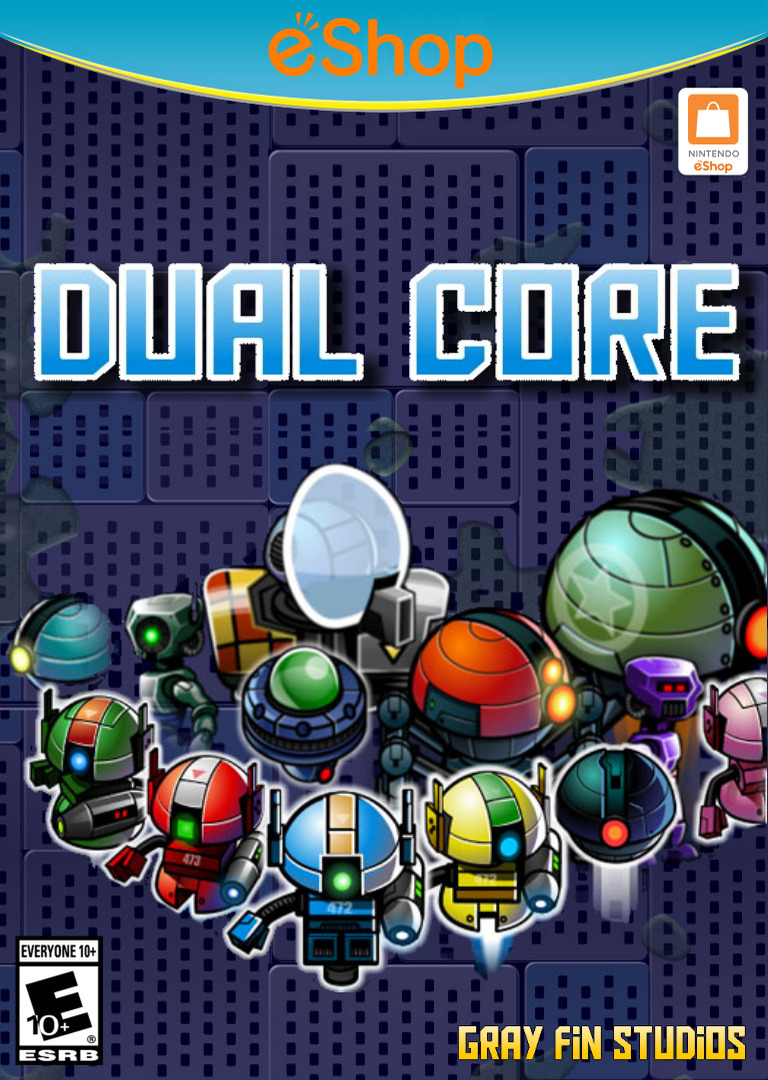 Dual Core Array coverHQ2 (BD8E)
