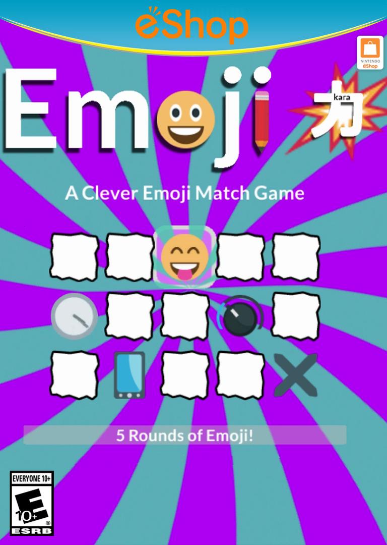 Emojikara: A Clever Emoji Match Game WiiU coverHQ2 (BMKE)