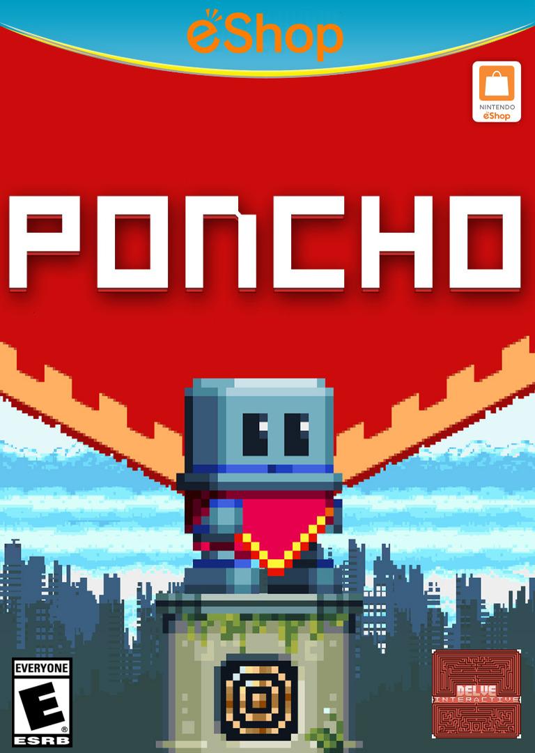 PONCHO WiiU coverHQ2 (BP4E)