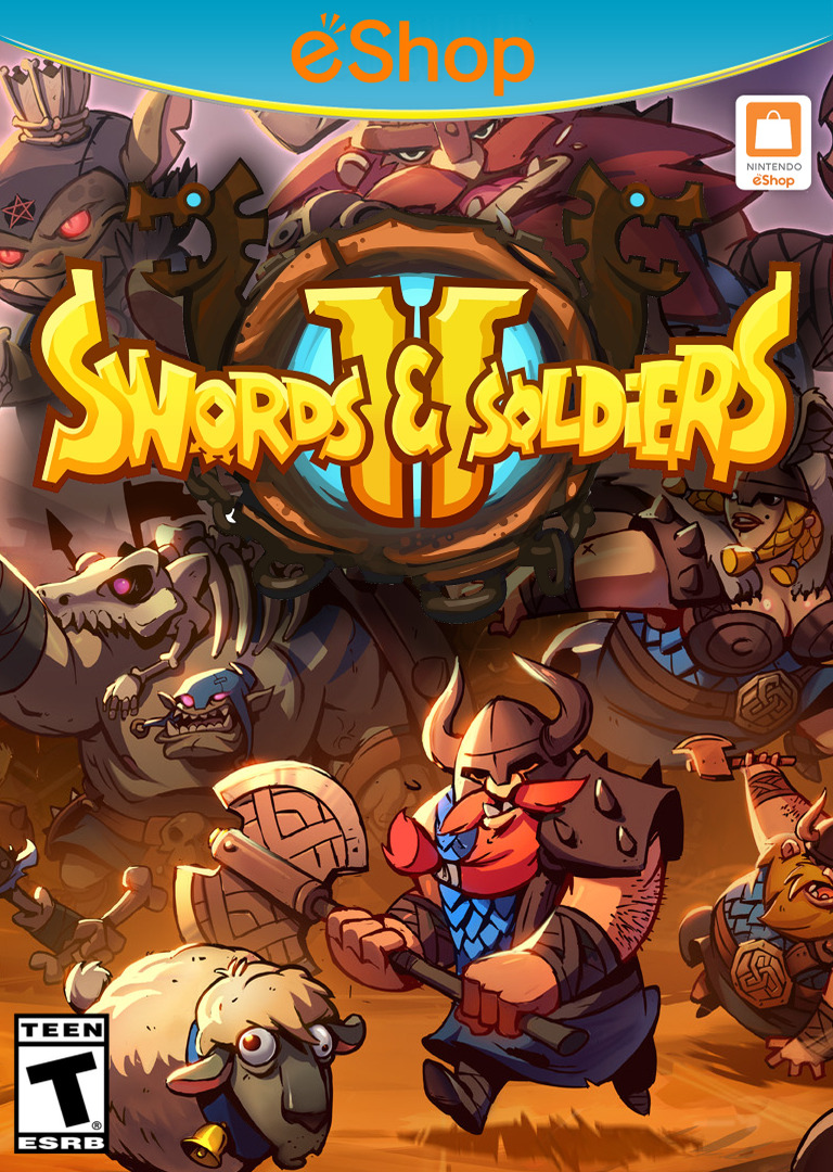 Swords & Soldiers II Array coverHQ2 (BS2E)