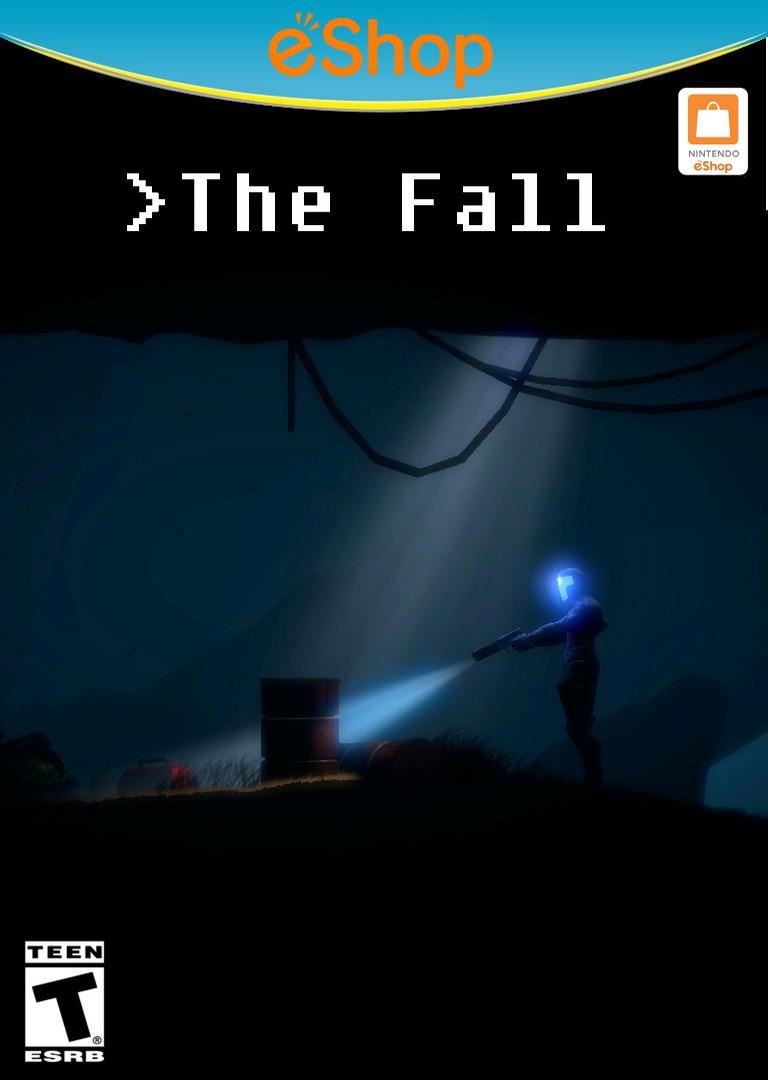 The Fall Array coverHQ2 (BTFE)