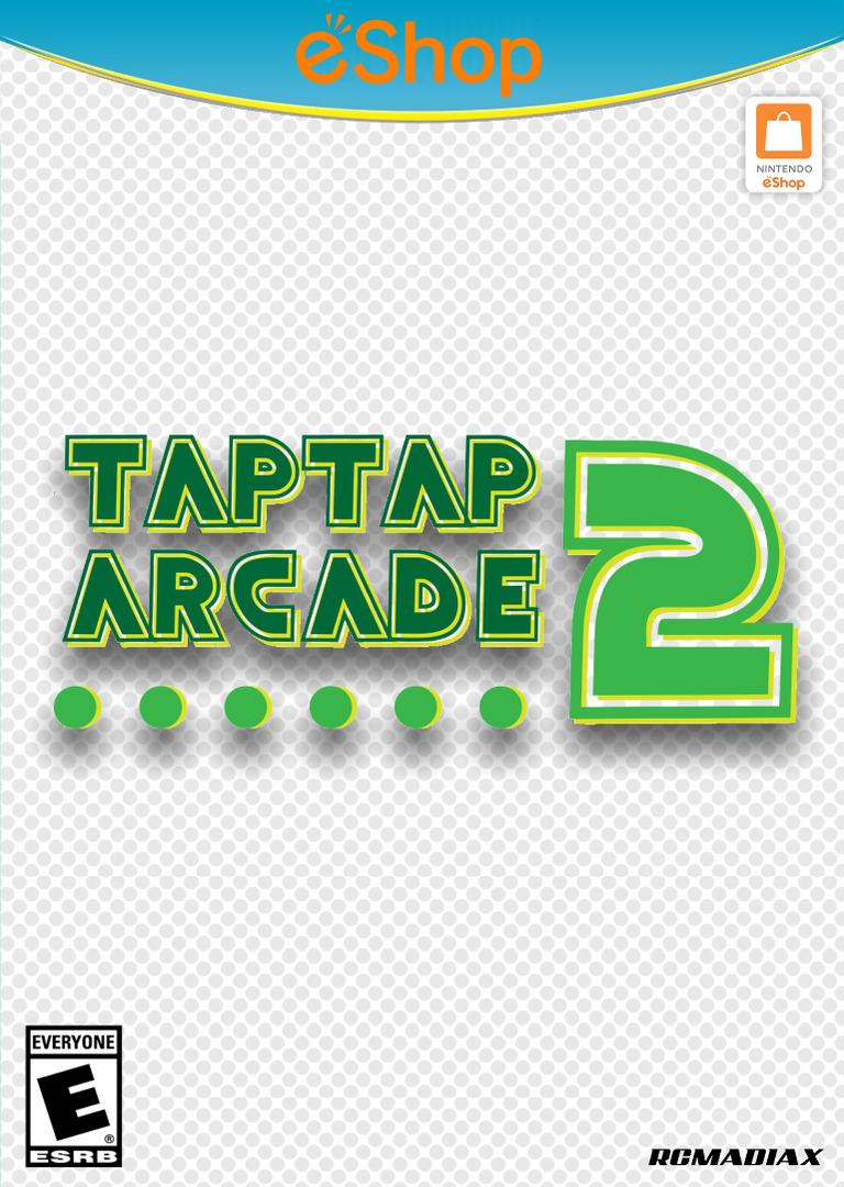 TAP TAP ARCADE 2 Array coverHQ2 (BTNE)