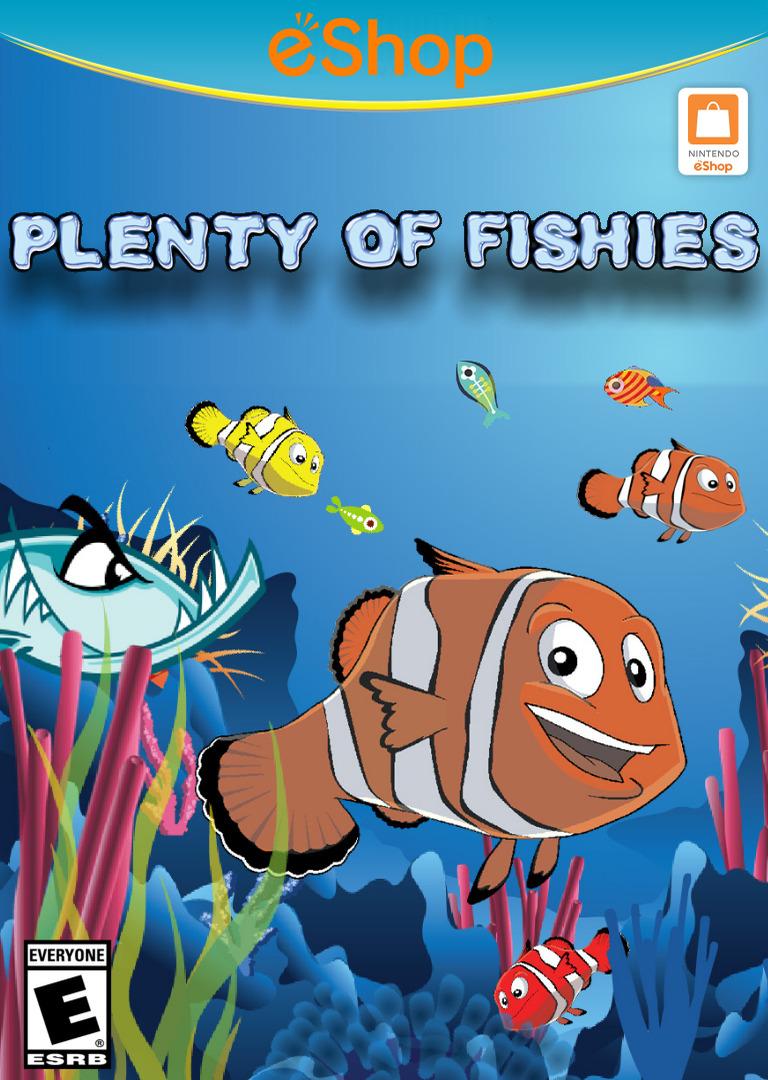 Plenty of Fishies Array coverHQ2 (WFPE)