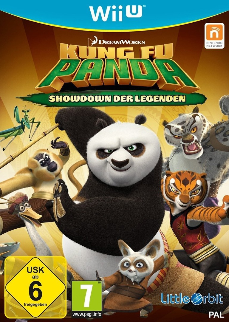 Kung Fu Panda: Showdown der Legenden WiiU coverHQB (BKFPVZ)