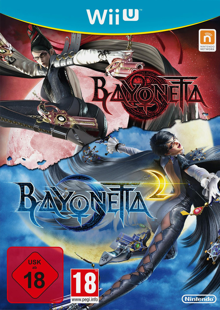 Bayonetta 2 WiiU coverHQB (BPCP01)