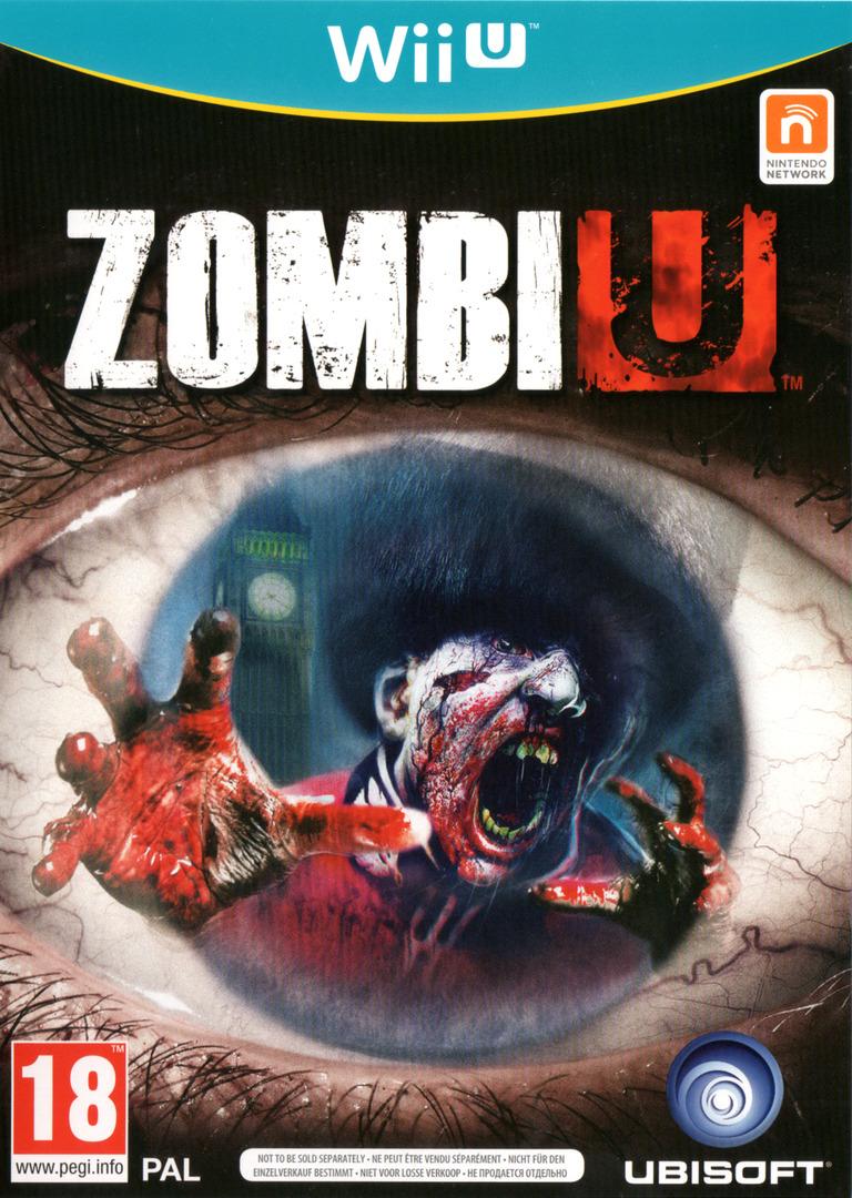 ZombiU WiiU coverHQB (AZUP41)
