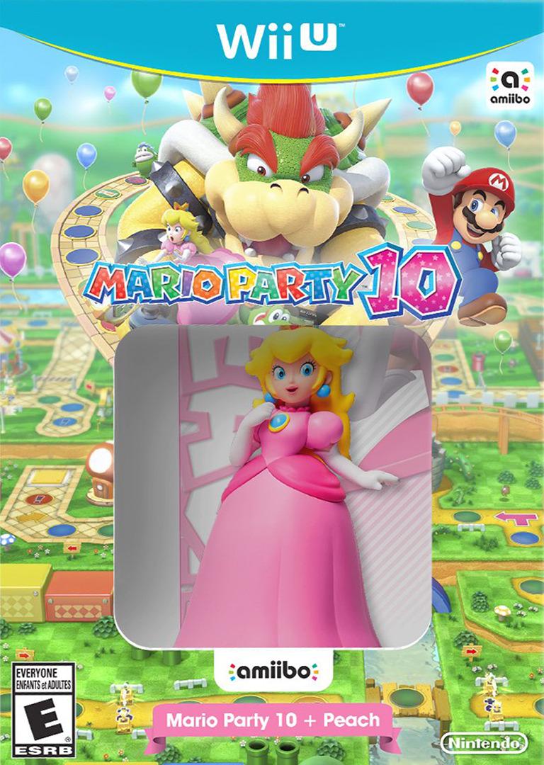 Mario Party 10 WiiU coverHQB (ABAE01)