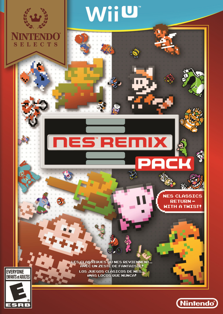 NES Remix Pack WiiU coverHQB (AFDE01)