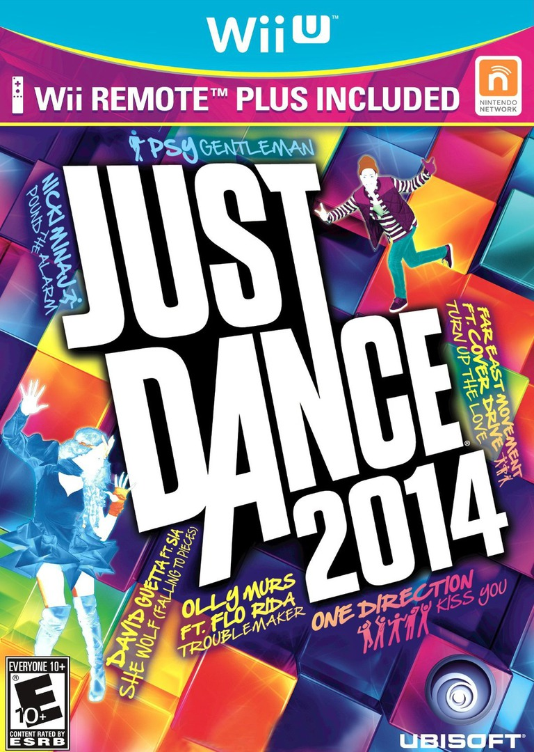 Just Dance 2014 WiiU coverHQB (AJ5E41)