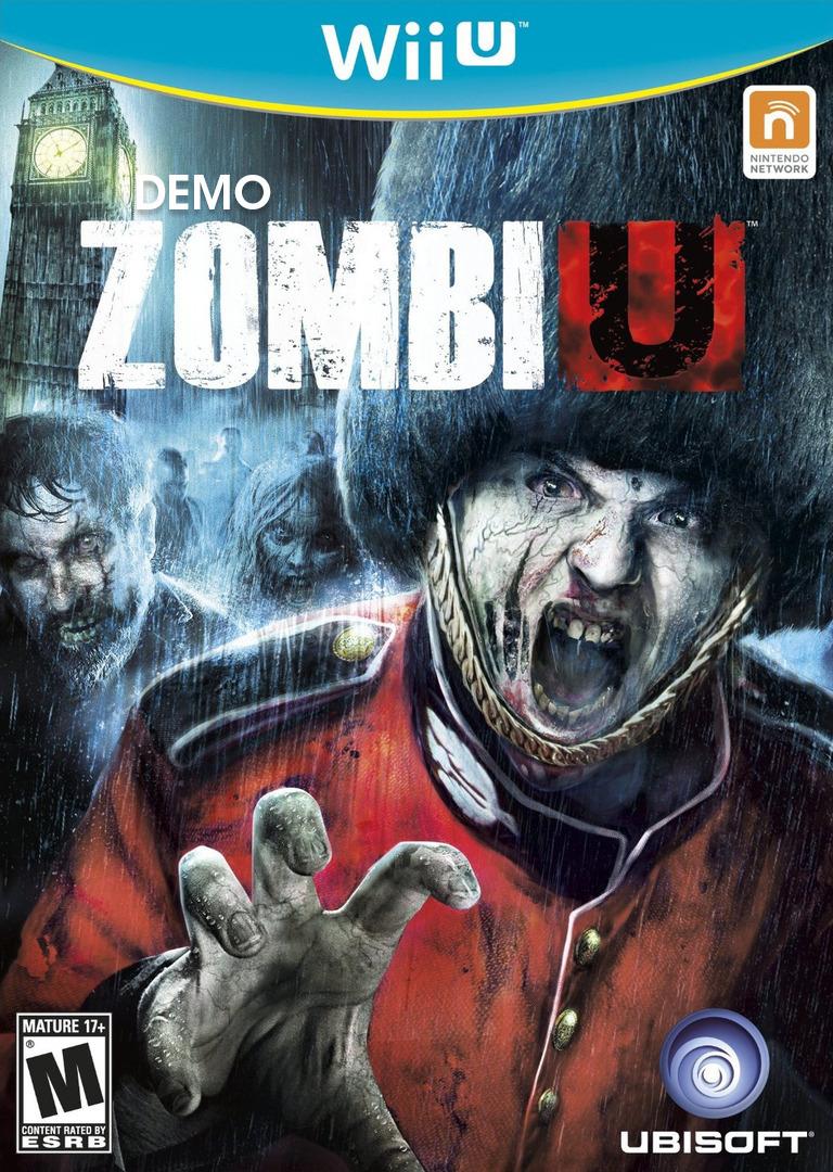 ZombiU WiiU coverHQB (AZUE41)
