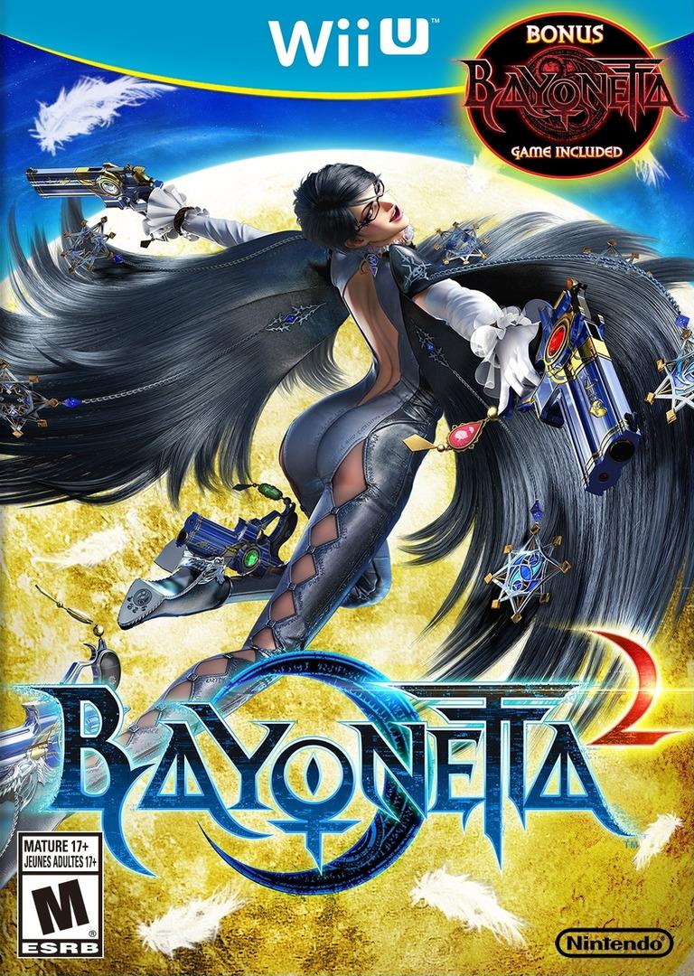 Bayonetta 2 WiiU coverHQB (BPCE01)