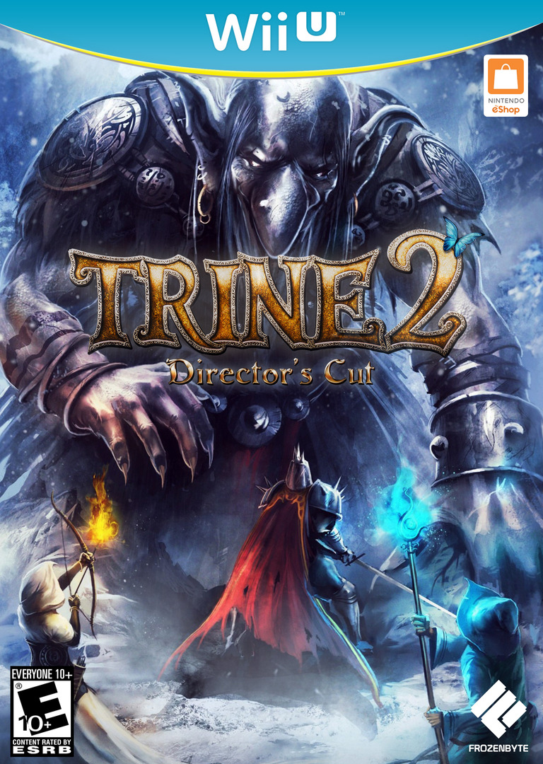 Trine 2: Director's Cut WiiU coverHQB (WBDE)