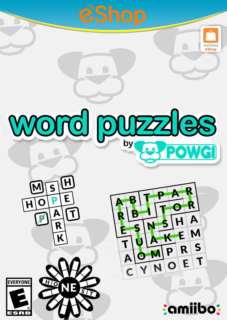 Word Puzzles by POWGI Array coverHQB2 (AW2E)
