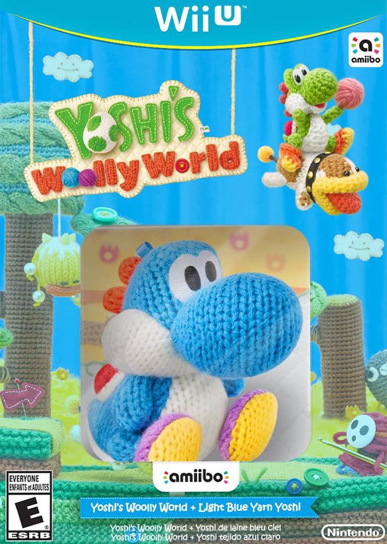 Yoshi's Woolly World Array coverHQB2 (AYCE01)