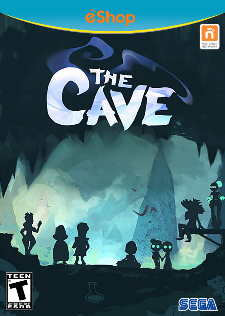 The Cave Array coverHQB2 (WCVE)