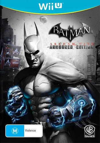 Batman Arkham City: Armoured Edition WiiU coverM (ABTPWR)
