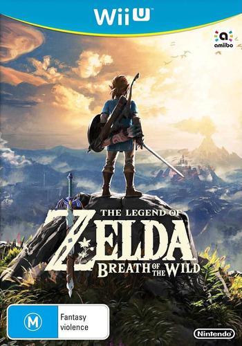 The Legend of Zelda: Breath of the Wild WiiU coverM (ALZP01)