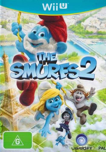 The Smurfs 2 WiiU coverM (ASUP41)