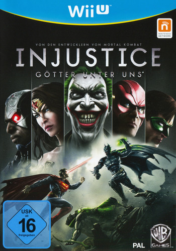 Injustice: Götter Unter Uns Array coverM (AJSPWR)