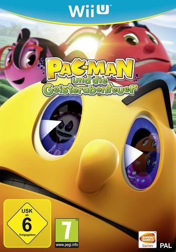 Pac-Man und die Geisterabenteuer WiiU coverM (APCPAF)