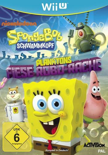 Spongebob Schwammkopf: Planktons Fiese Robo-Rache Array coverM (AS5P52)
