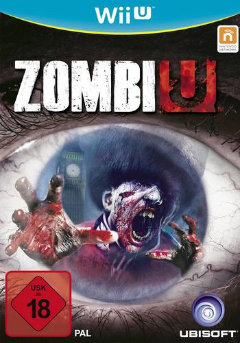 ZombiU WiiU coverM (AZUP41)