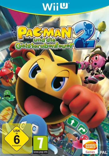 Pac-Man und die Geisterabenteuer 2 WiiU coverM (BPMPAF)