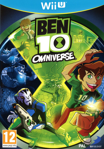 Ben 10: Omniverse Array coverM (ABEPAF)