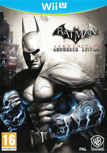 Batman Arkham City: Armoured Edition Array coverM (ABTPWR)