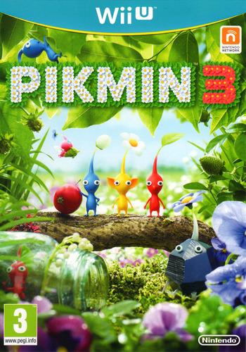 Pikmin 3 WiiU coverM (AC3P01)