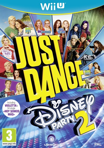 Just Dance Disney Party 2 WiiU coverM (ADPP41)
