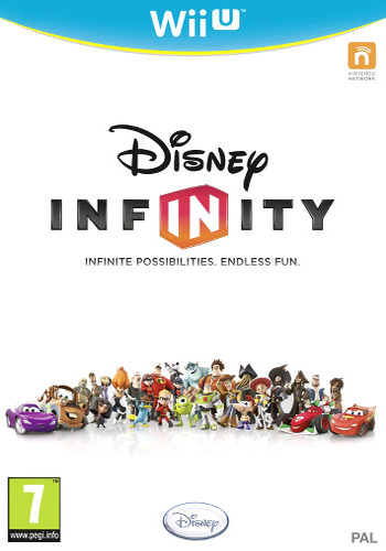 Disney Infinity Array coverM (ADSP4Q)