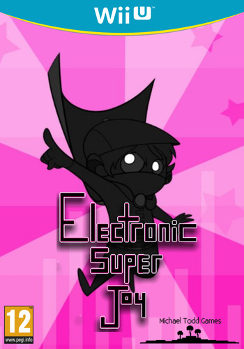 Electronic Super Joy WiiU coverM (AEJP)