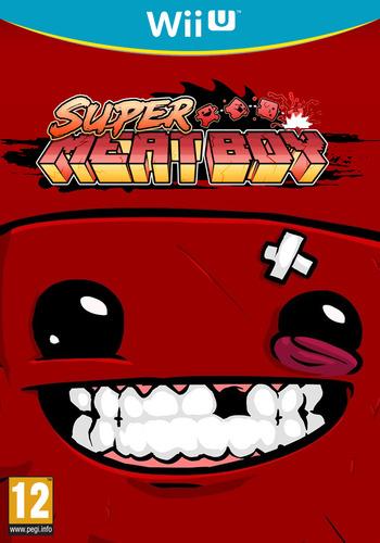 Super Meat Boy WiiU coverM (AENP)