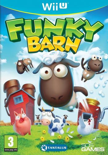 Funky Barn Array coverM (AFBPGT)