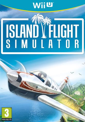 Island Flight Simulator WiiU coverM (AFVP)