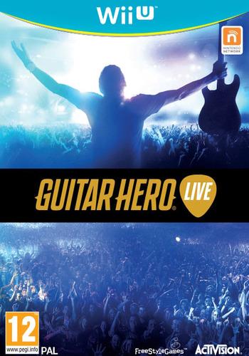 Guitar Hero Live WiiU coverM (AGNP52)